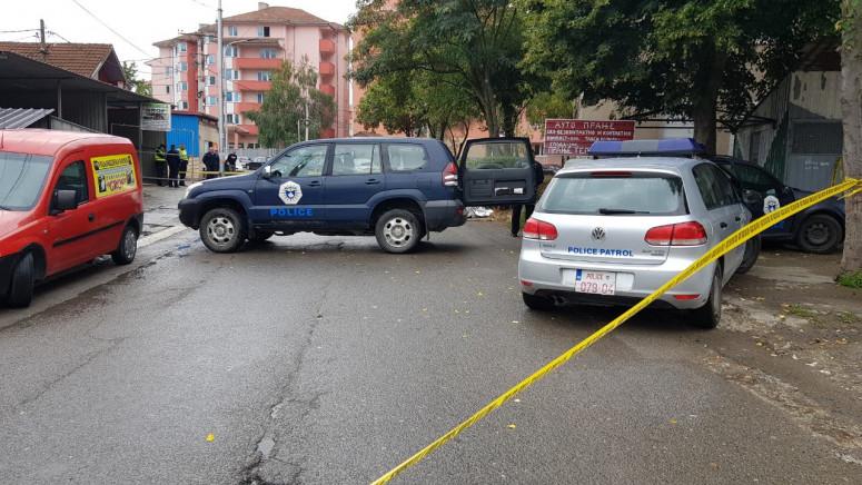 Samoubistvo u Severnoj Mitrovici
