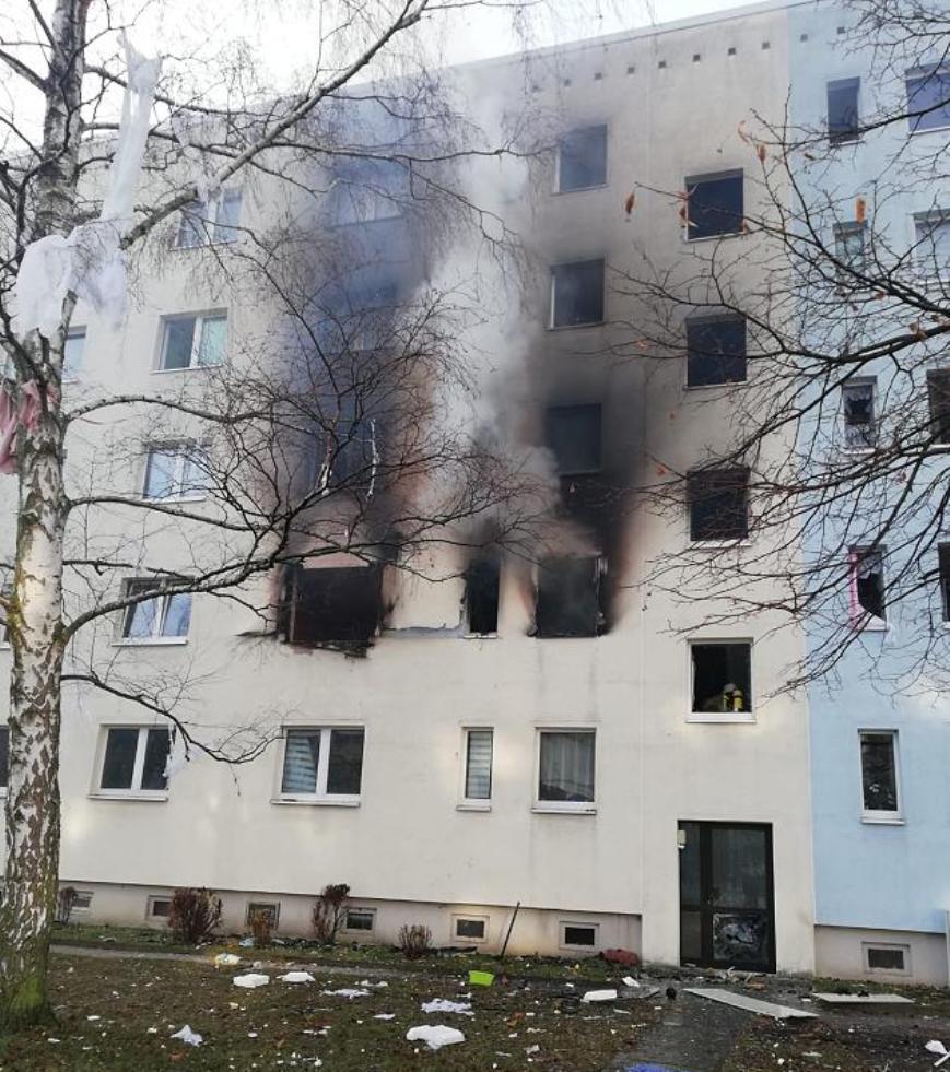 Eksplozija u Nemačkoj, povređeno 25 osoba