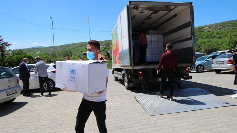 Donacija Unmika za najugroženije u opštini Novo Brdo