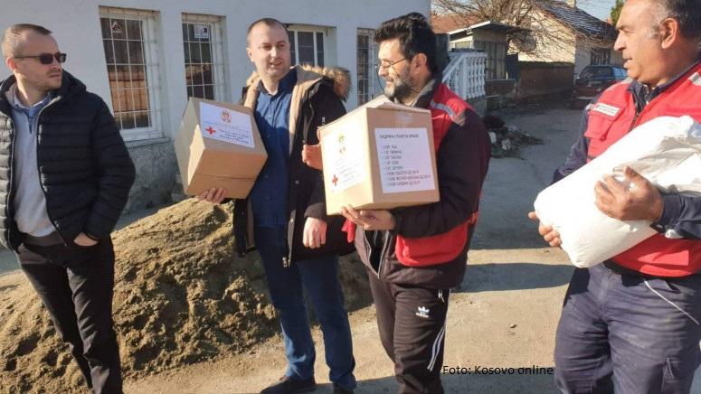 Predstavnici Privremenog organa opštine Obilić obišli socijalno ugrožene u Plemetini i Babinom Mostu