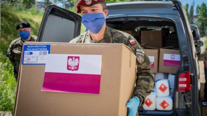 Poljska preko Kfora donirala medicinsku pomoć zdravstvenim ustanovama na Kosovu i Metohiji