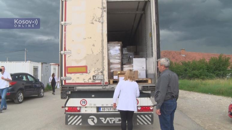 Pomoć Vlade Srbije zdravstvenim ustanovama na KiM