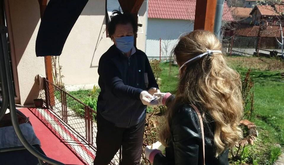Volonteri opštine Zvečan nastavljaju sa svojim aktivnostima