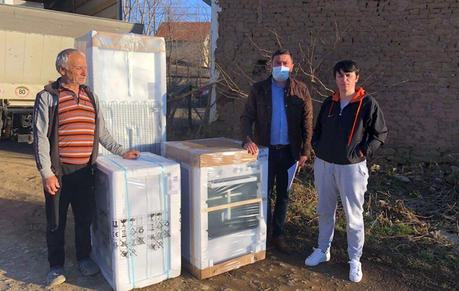 Eparhija raško-prizrenska pomogla porodice u poplavljenim područjima