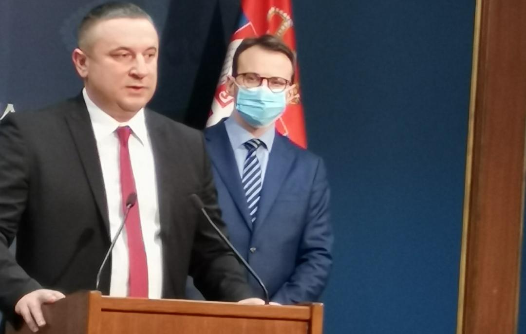 Popović: Čim smo čuli da je postavljen bilbord, bilo nam je jasno da će doći do incidenta