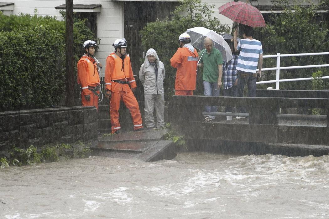 Japan: Obilne kiše, naložena evakuacija više od milion ljudi