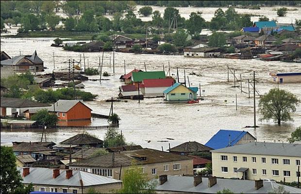 Poplave u Sibiru – 22 mrtvih, potopljeno više od deset hiljada kuća