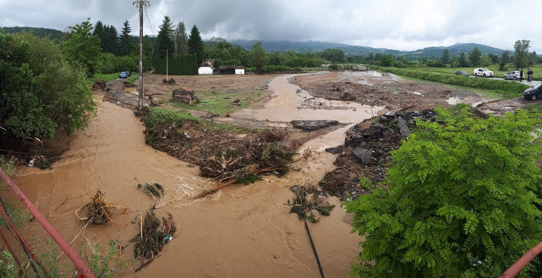 Vlada pomaže poplavljenim područjima, reke se povlače