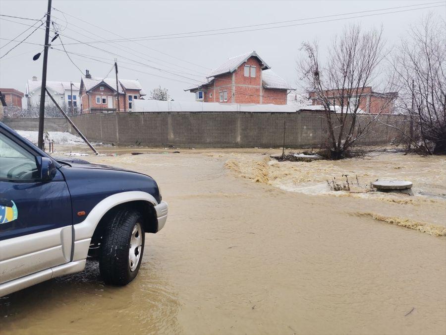 Ljatifi: Situacija sa poplavama na KiM kritična, očekuju se nove padavine