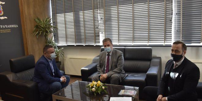 Gračanica: Popović razgovarao sa novoimenovanim ambasadorom Mađarske