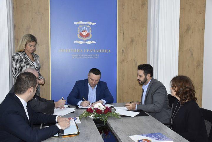 Popović potpisao memorandum sa USAID-om o početku programa legalizacije