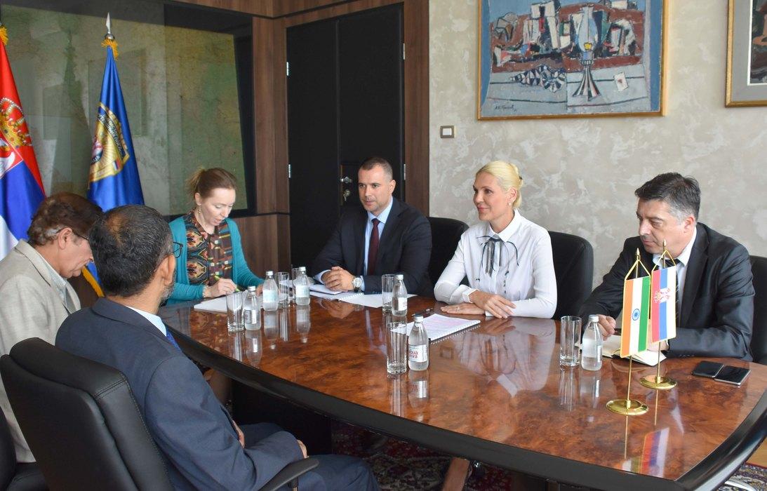 Razgovori o argumentima protiv članstva Kosova u Interpolu