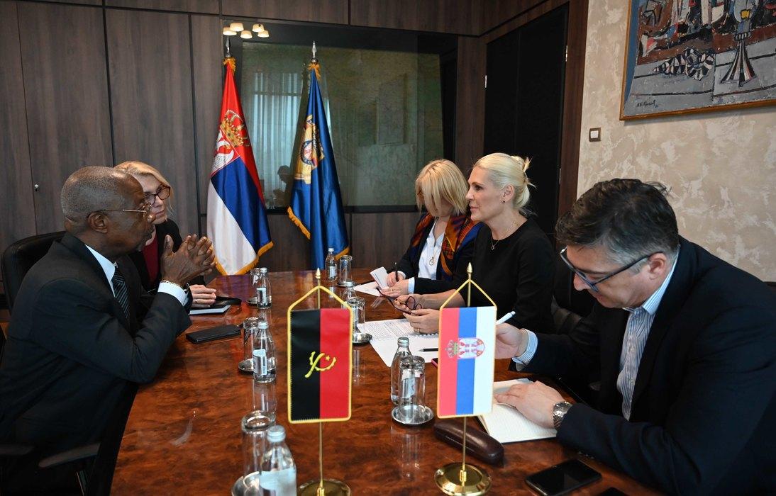 Popović Ivković i Gera o zahtevu tzv. Kosova za prijem u Interpol