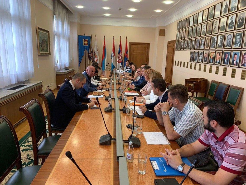 Ministar Popović : Osnivaćemo više startap kompanija u regionima