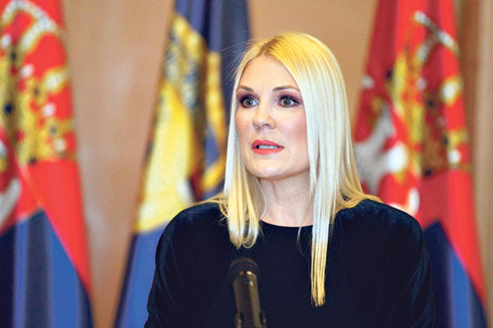 Popović Ivkovićeva: Sprečiti politizaciju Interpola