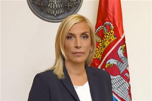 Ministarka Popović čestitala Dan advokature Srbije