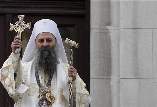 Patrijarh Porfirije na Baniji: Ljudi su potrebni jedni drugima
