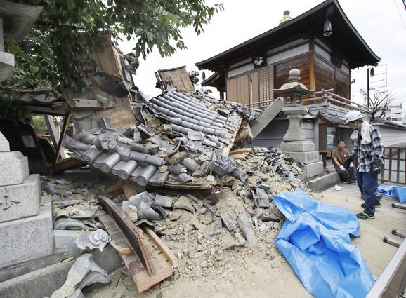 Albanija:Više od 340 naknadnih potresa, škole zatvorene