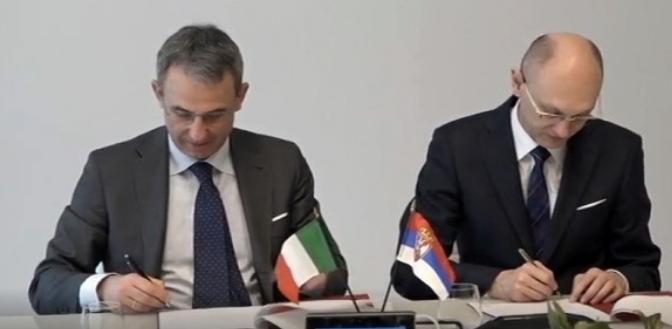 Razmena znanja u oblasti zelenih tehnologija između Srbije i Italije