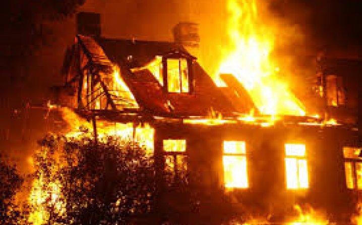 Požar u Berkovu u kući povratnika