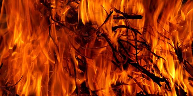 Bukti požar oko povratničkih sela Osojane i Koš