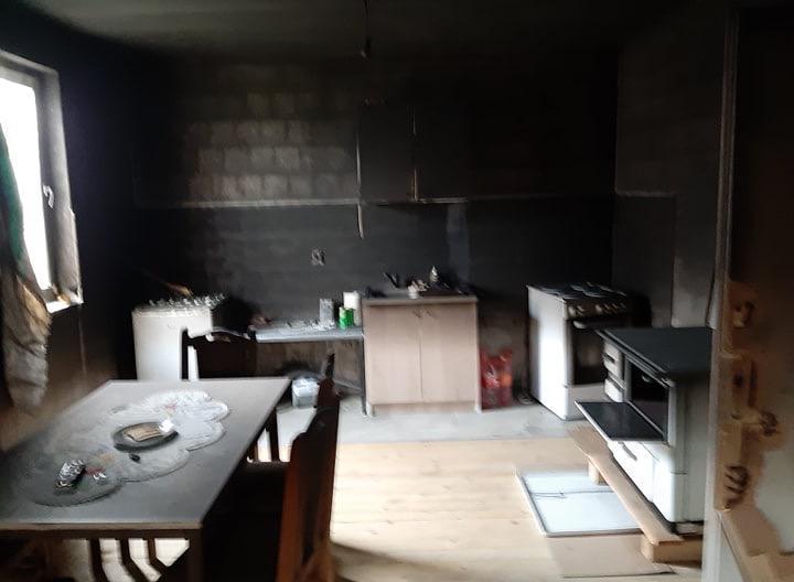 Jevtić osudio paljenje povratničke kuće u selu Berkovo (foto)