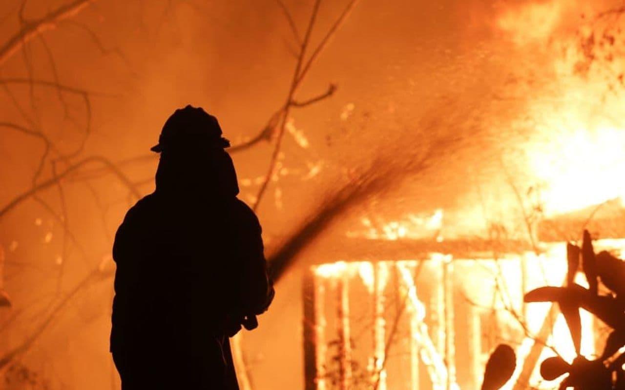 Požar u Manastiru Sopoćani, sumnja se da je podmetnut