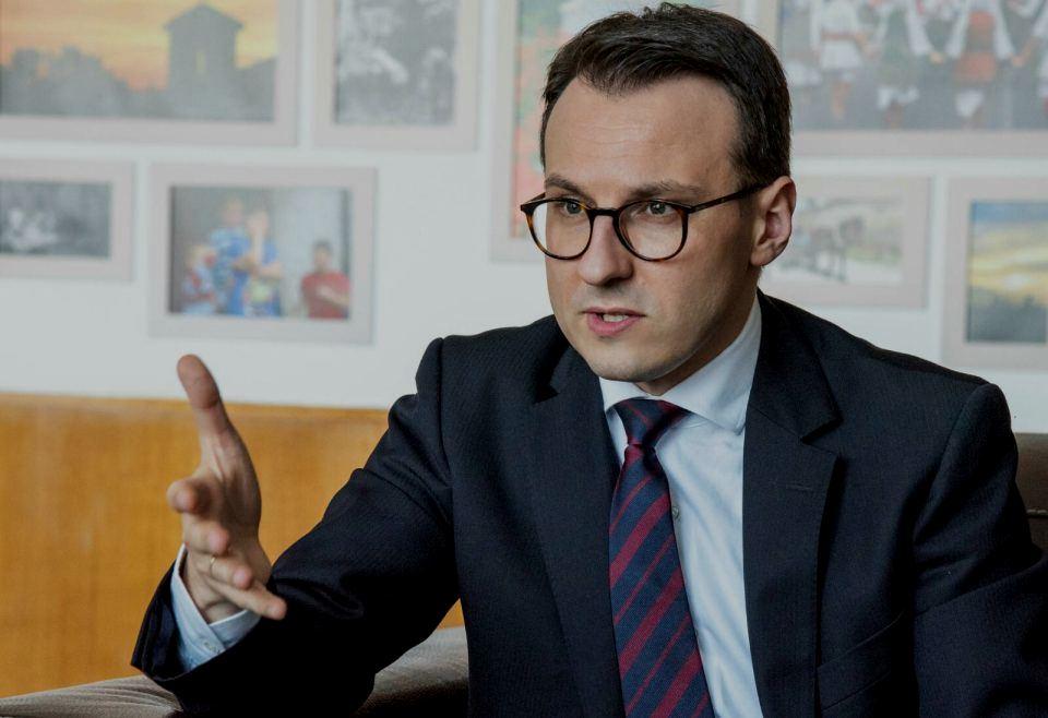 Petković: Jedini odgovoran za krizu na severu KiM jeste Kurti
