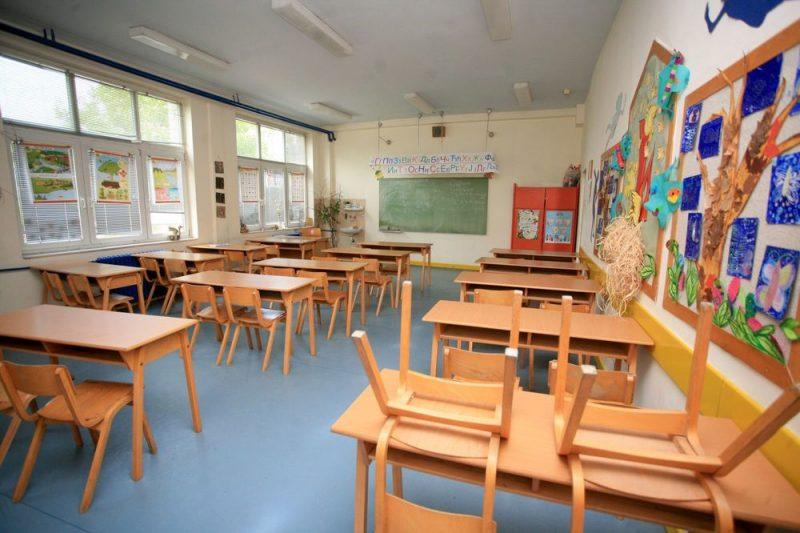Škole u kojima se glasa sutra neće raditi