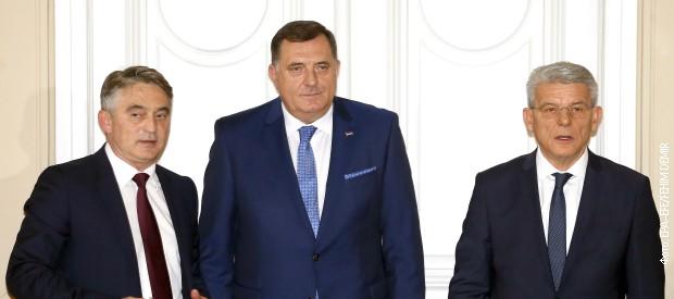 Komšić od danas predsedava Predsedništvom BiH