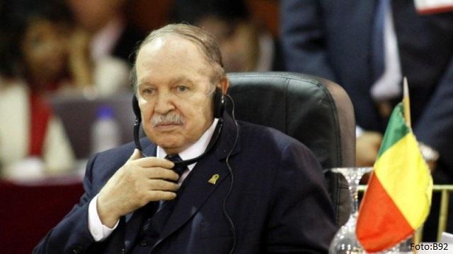 Preminuo bivši predsednik Alžira Abdelaziz Buteflika