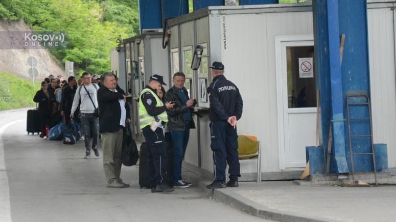 Od otvaranja prelaza sa i na Kosovo izašlo i ušlo više od 12.000 građana