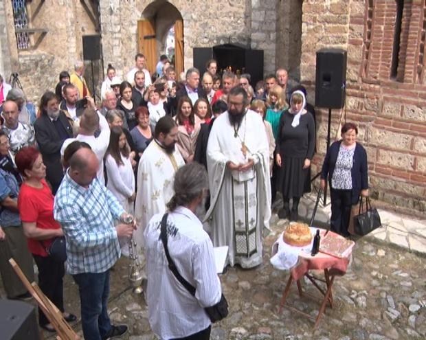 Obeležen Spasovdan u Prizrenu