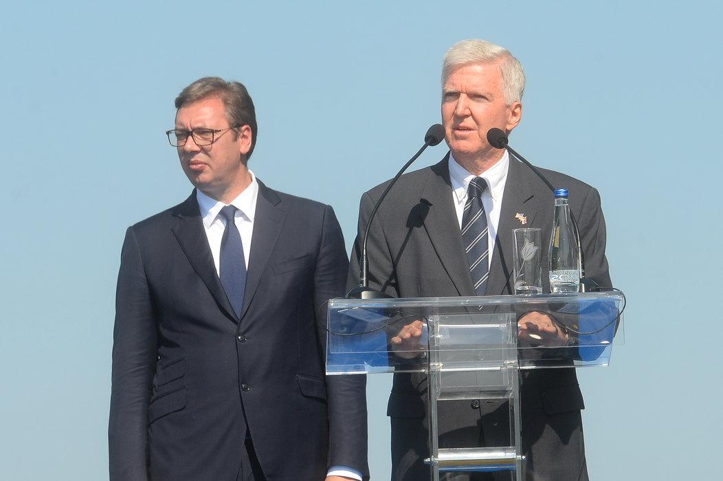 Skot: SAD nikad neće zaboraviti hrabrost srpskog naroda