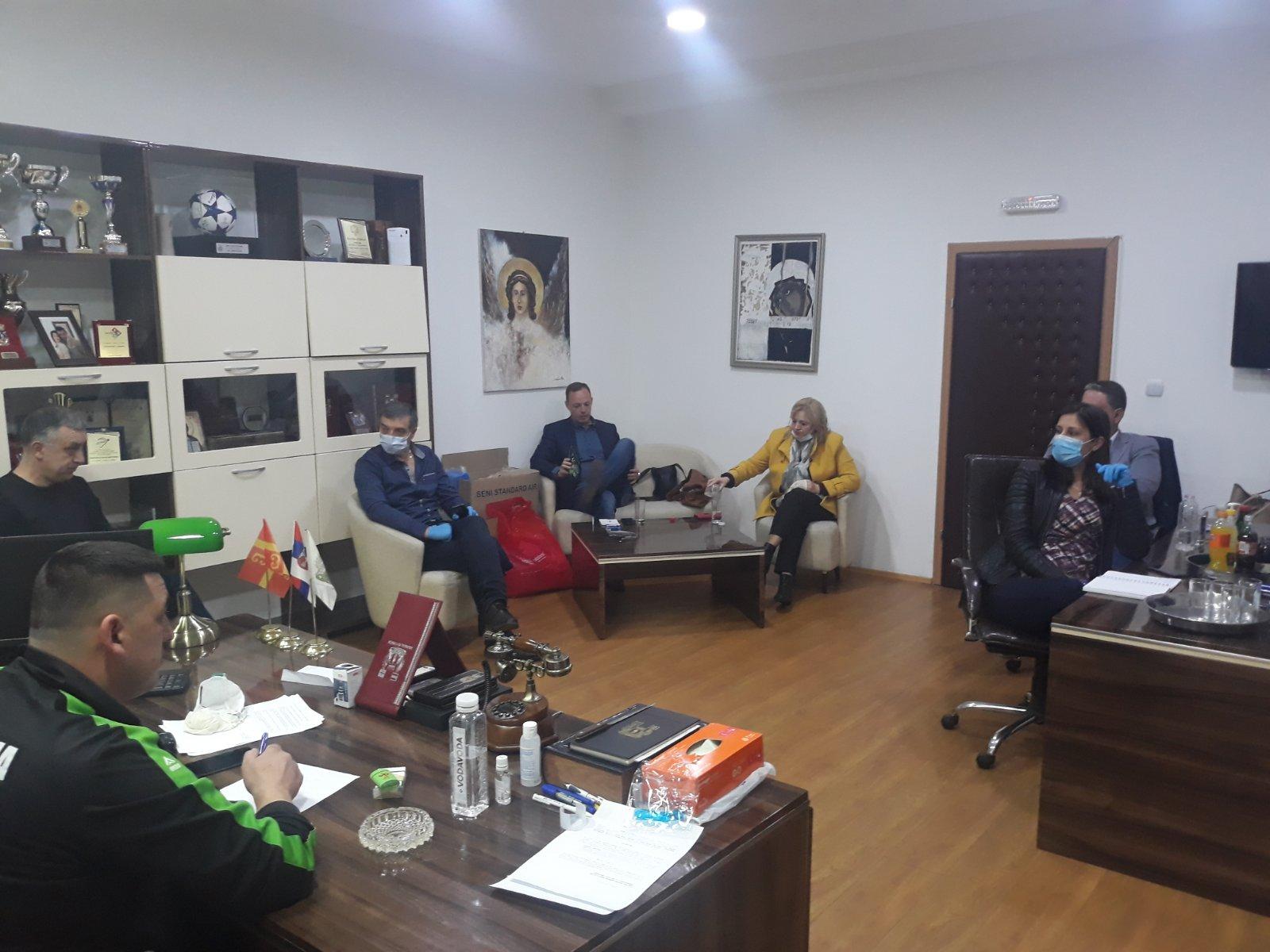 Profesori Medicinskog fakulteta PU pridružuju se svojim kolegama u KBC Kosovska Mitrovica