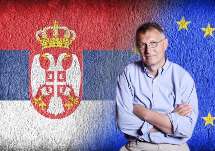 Patrik Beson: Želim Srbima da ne uđu u EU