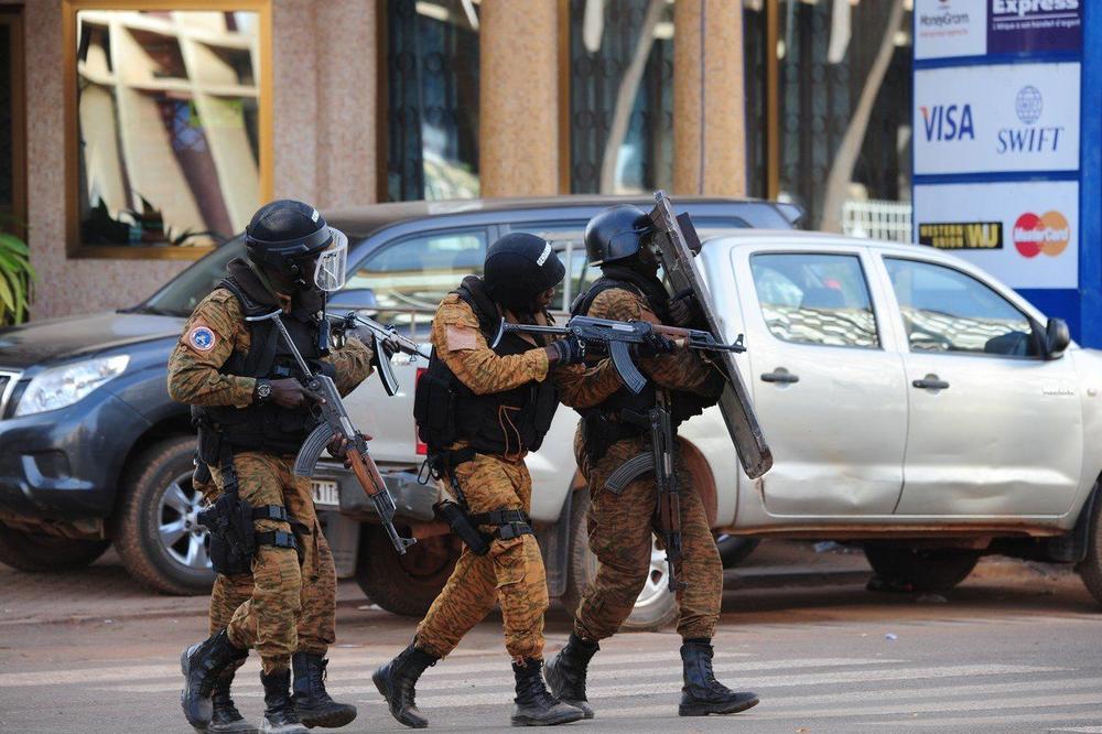 Burkina Faso:Najmanje 36 mrtvih u napadu terorista na pijacu