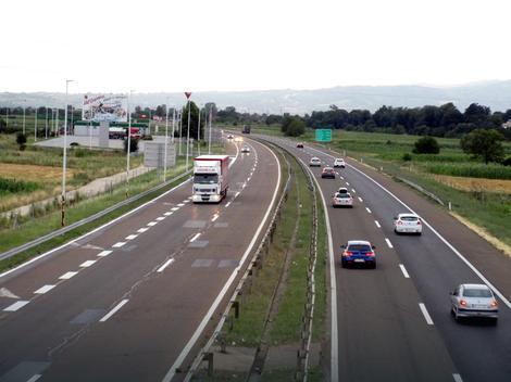 AMSS: Saobraćaj umerenog intenziteta