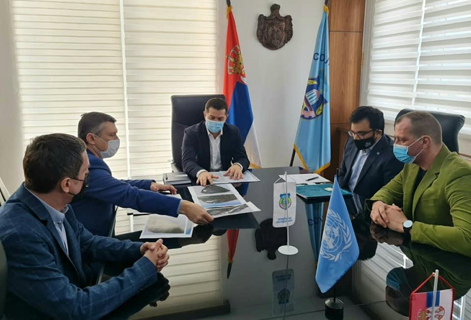 Potpisan sporazum između opštine Leposavić i UN Habitat