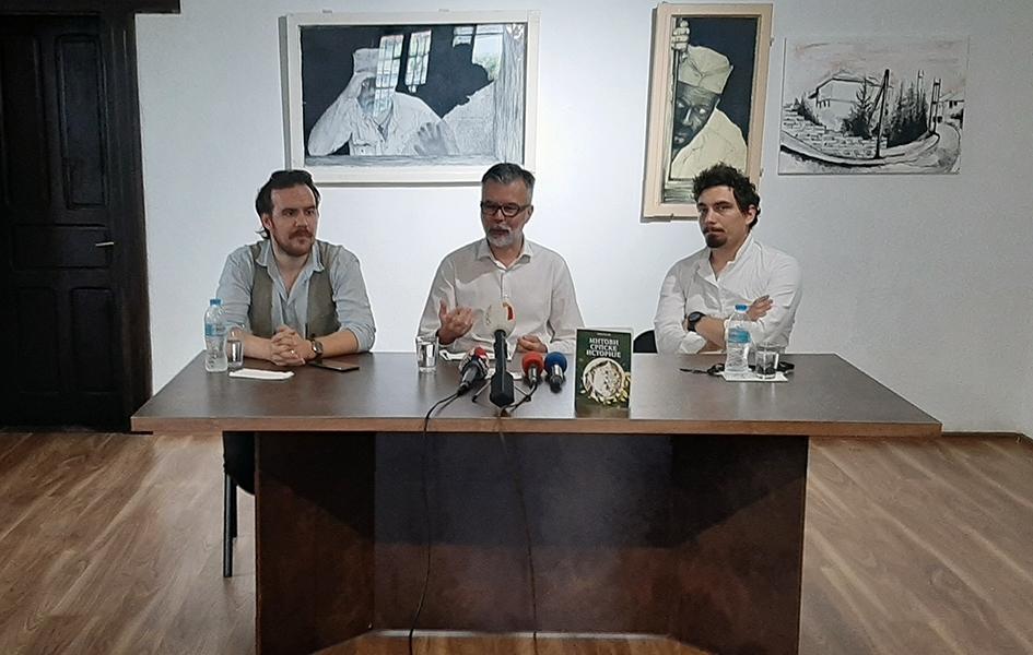 U Srpskom kulturnom centru u Prištini predstavljena knjiga