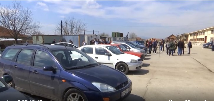 Protestna vožnja ulicama Gračanice zbog prebijanja srpskog mladića, traži se nezavisna istraga