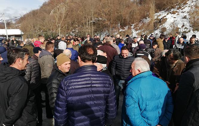 Štrpce: Zaustavljena gradnja mini hidrocentrale