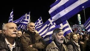Protest u Solunu zbog ratifikacije sporazuma sa Makedonijom