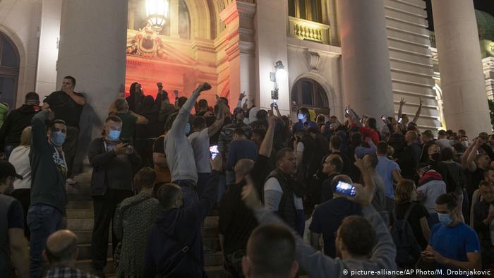 Vučić: Nemam dokaza da Rusija stoji iza protesta