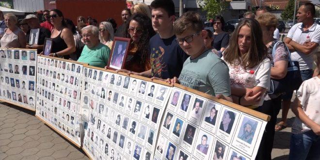Porodice kidnapovanih i nestalih na KiM apeluju na međunarodnu zajednicu da rasvetli sudbine nestalih