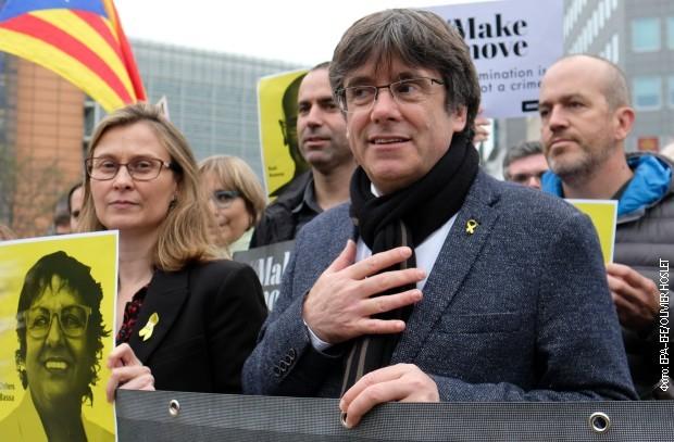 Puđdamon se predao, odbija izručenje Španiji