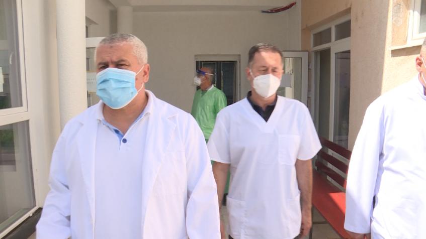 U Kosovskom Pomoravlju petoro zaraženo koronavirusom