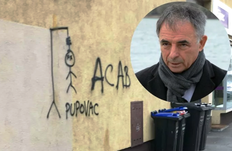 Nove pretnje smrću Miloradu Pupovcu