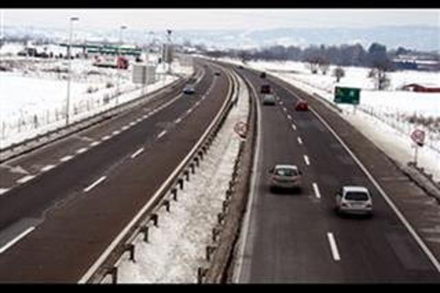 Stanje na putevima Srbije, 29.januar