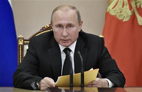 Putinova tradicionalna konferencija biće održana 17. decembra